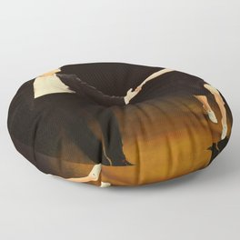 The Swing Out Floor Pillow