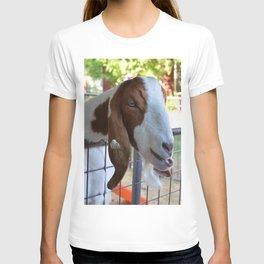 Beautiful  goat T-shirt