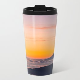 Mountain in the Clouds Travel Mug
