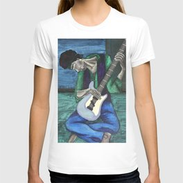Jimi's Old Guitar T-shirt