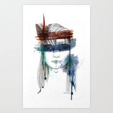 Dream Maker Art Print
