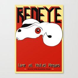 Redeye Ram Poster Print Canvas Print