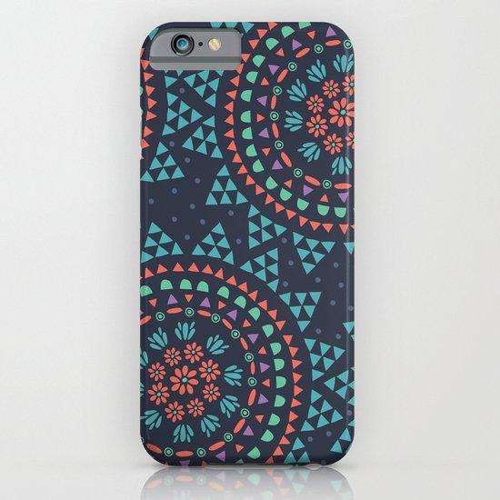 Moon Flower iPhone & iPod Case