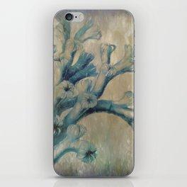 Blue Coral iPhone Skin
