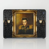 elvis presley iPad Cases featuring Elvis Presley - replaceface by replaceface