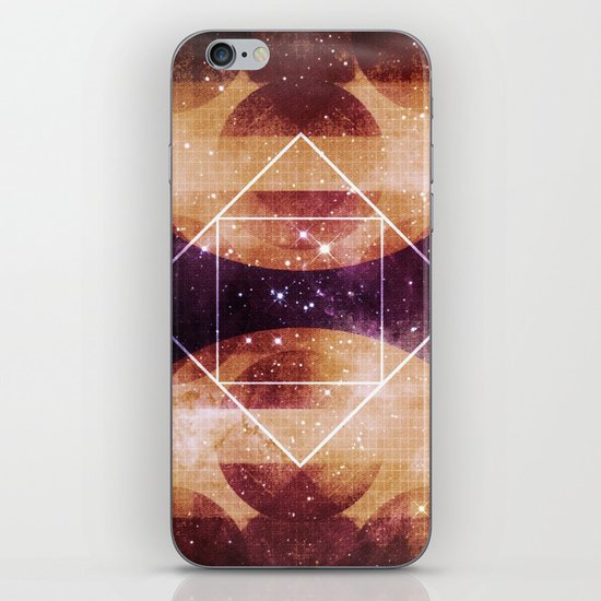 Star Catcher iPhone & iPod Skin