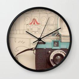 Snapshots Wall Clock