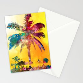 Palm in the Sun Stationery Cards