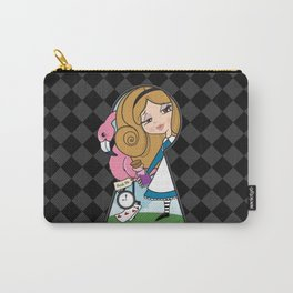 The Entrance to Wonderland Carry-All Pouch