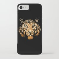 hunter iPhone & iPod Cases featuring Hidden Hunter by carbine