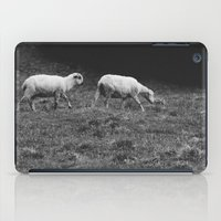 sheep iPad Cases featuring Sheep by Pati Designs