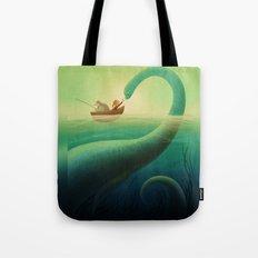 Nessie Tote Bag