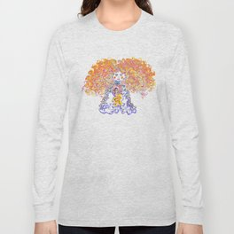 Rainbow Body Long Sleeve T-shirt