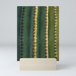 Columns and Spines Mini Art Print