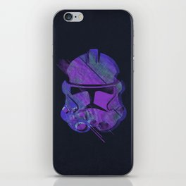 Splash Trooper iPhone Skin