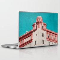 building Laptop & iPad Skins featuring Building by Sweet Moments Captured