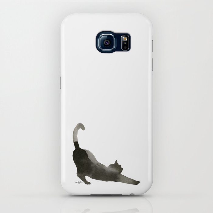 i love cats no.1 by kathy morton stanion iphone case