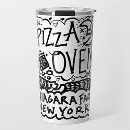 Pizza Dreams Travel Mug