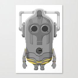Cybermin Canvas Print