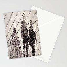 Rainy Day on the Promenade Stationery Cards