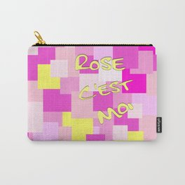 Pink is Me Carry-All Pouch