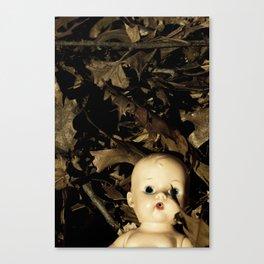 Babydoll Canvas Print