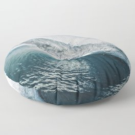 Crystal Rip Curl Surfers Dream Floor Pillow