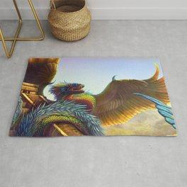 Quetzalcoatl 2018 Rug