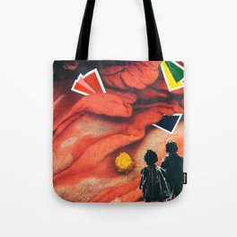 The maze of meat Tote Bag