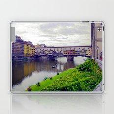 Ponte Vecchio, Florence Laptop & iPad Skin