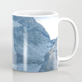 Los Andes |  Snow in mountains |  Landscape Photography Coffee Mug