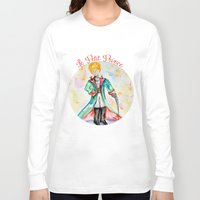 le petit prince Long Sleeve T-shirts featuring The little Prince- Le Petit Prince by Colorful Simone