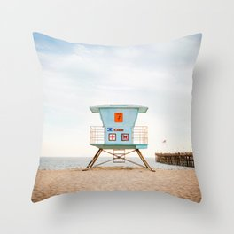 Ventura #7 Throw Pillow
