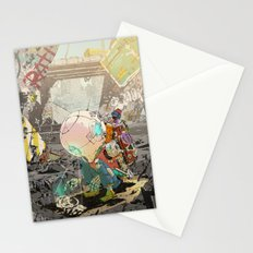 Not Alone Stationery Cards