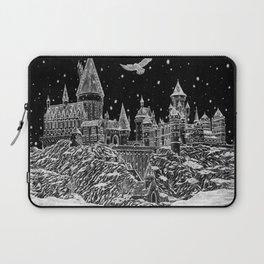 Holiday at Hogwart Laptop Sleeve