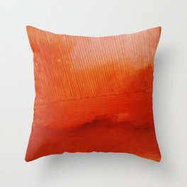 Snapshot Series #4: art through the lens of a disposable camera by Alyssa Hamilton Art Throw Pillow