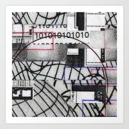 PD3: GCSD56 Art Print