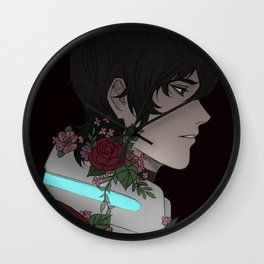 Voltron- Keith Wall Clock