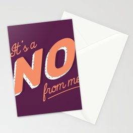 Next please Stationery Cards