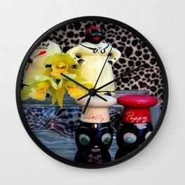 My Chosen Inheritance Wall Clock