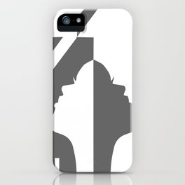Flipped iPhone Case