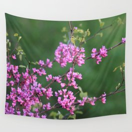 Spring Blossoms Wall Tapestry
