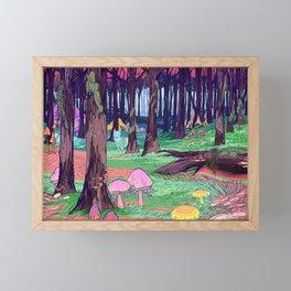 Forever Forest Framed Mini Art Print