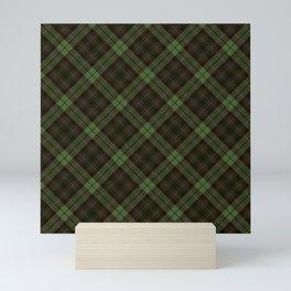 Scottish tartan #43 Mini Art Print