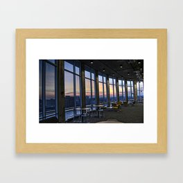 Lounge Framed Art Print