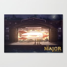 The Major Chronicles - Hanger Canvas Print
