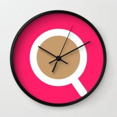 #5 Coffee Wall Clock