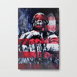 Angel of Death America Version Metal Print