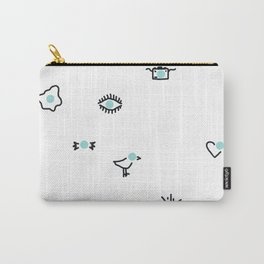objects Carry-All Pouch