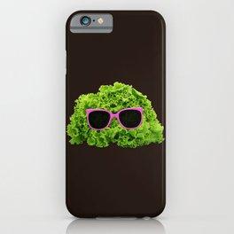 Mr Salad iPhone Case